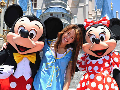 Travel Agency Deals Disney World